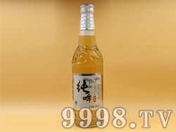 海态啤酒・纯啤500ml(瓶)