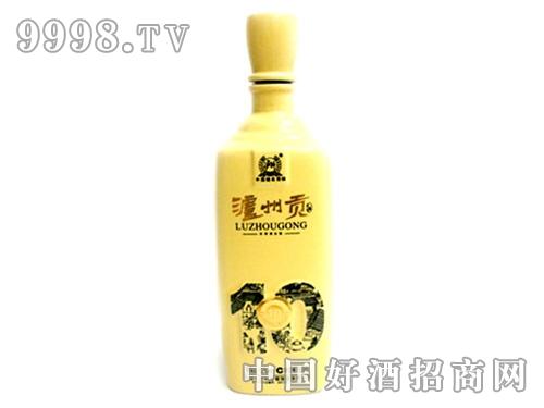 泸州贡酒10酒瓶