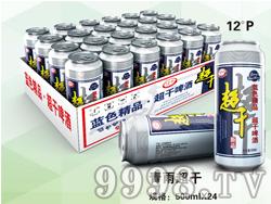 青雨超干啤酒500mlx24