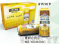 青雨小麦王啤酒500mlx12x24