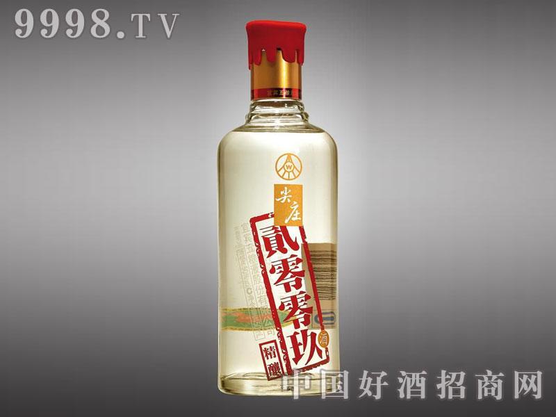 儒诚高温烤花工艺瓶・尖庄2009