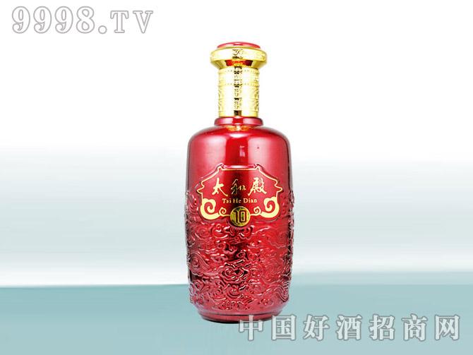 太和殿酒瓶