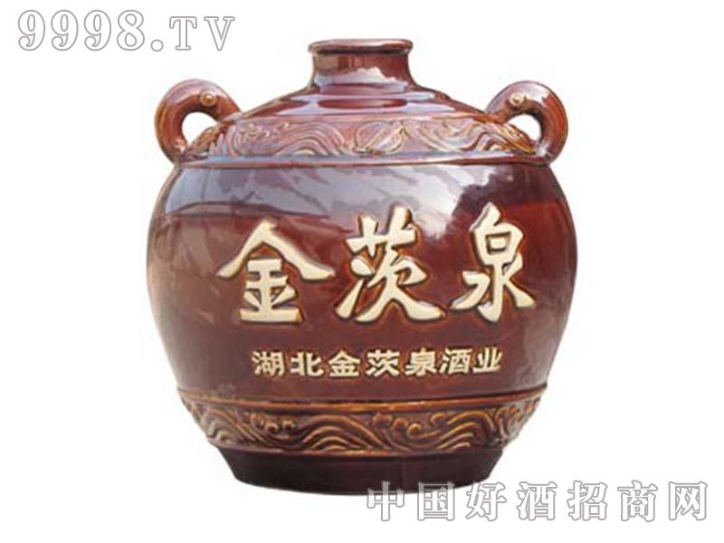 金茨泉酒瓶
