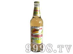 银稞果味啤酒500ml
