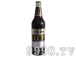 银稞原浆黑啤500ml