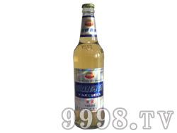银稞清爽啤酒500ml