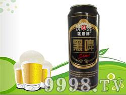 萨罗娜黑啤酒500ml