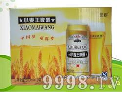 超群小麦王啤酒500ml×12罐