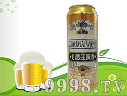 超群小麦王啤酒500ml