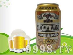 超群小麦王啤酒320ml