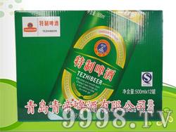 超群特制啤酒500ml×12罐