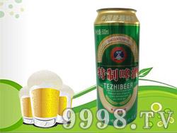 超群特制啤酒500ml