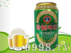 超群特制啤酒320ml