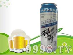 超群纯生啤酒500ml