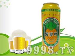 超群菠萝啤500ml