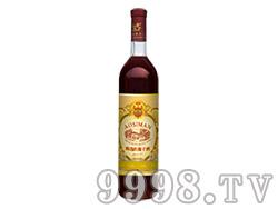 澳韦拉精选红提子酒