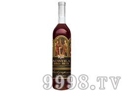 澳韦拉美国黑提子酒