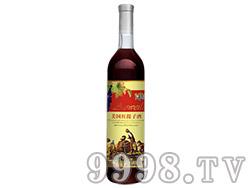 澳韦拉美国红提子酒