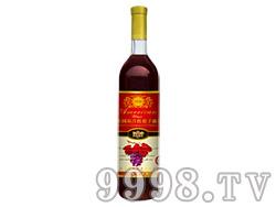 澳韦拉美国原汁红提子露酒