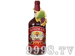 奥斯曼特制红提子酒