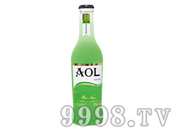 AOL预调鸡尾酒苹果味