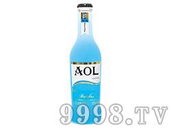 AOL预调鸡尾酒蓝玫瑰味