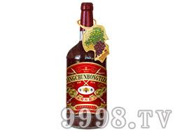 格拉玛至尊冰醇红提子酒