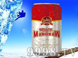 曼德堡啤酒330ml