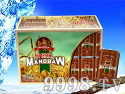 曼德堡啤酒320ml×24罐