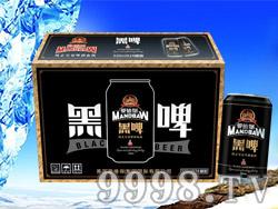 曼德堡黑啤320ml×24罐