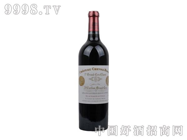 一级名庄白马酒庄正牌干红葡萄酒