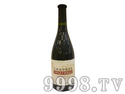 长城高级解百纳干红葡萄酒