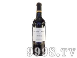 杰卡斯梅洛干红葡萄酒