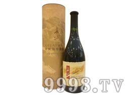 长城红色庄园解百纳高级精选干红葡萄酒