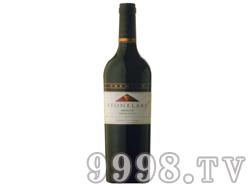 宝石湖酒园珍藏梅鹿干红葡萄酒