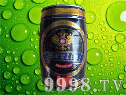 柏林桶装黑啤5L