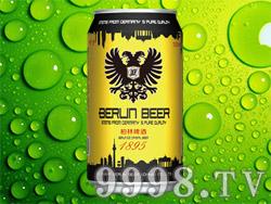 柏林1895啤酒330ml