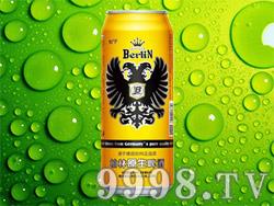 柏林原生啤酒500ml
