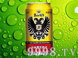 柏林原生啤酒330ml