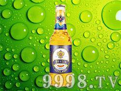 瀚堡纯生啤酒(瓶)318ml