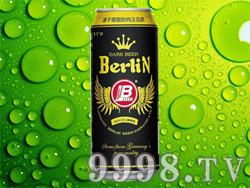 柏林黑啤500ml