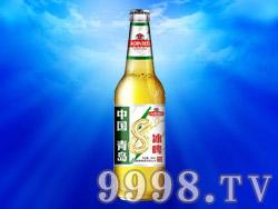 青岛崂津啤酒8°冰啤
