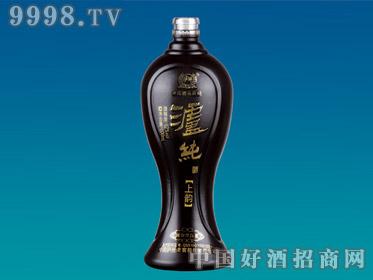 恒瑞喷涂玻璃瓶泸纯上韵HR-150-500ml