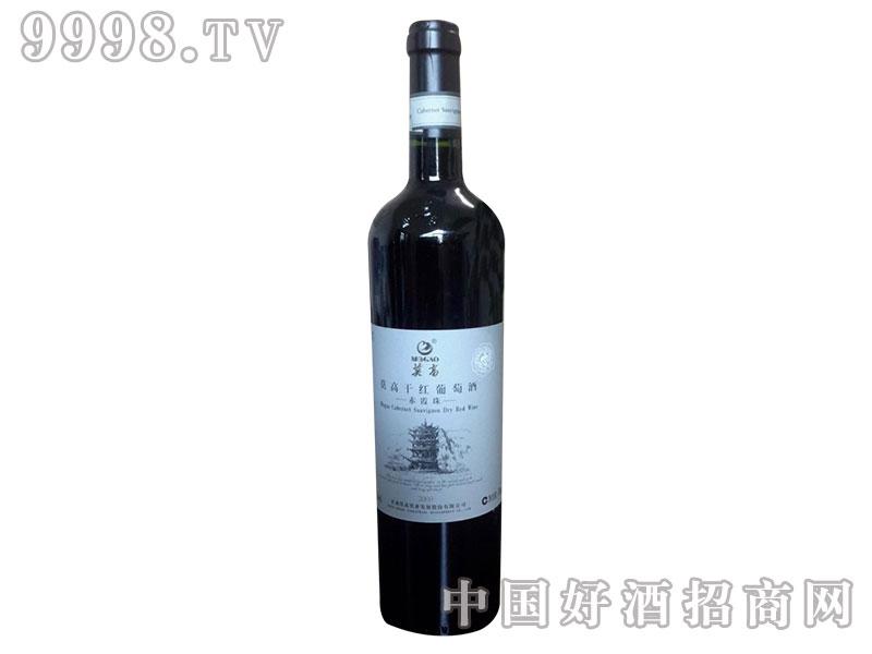 莫高2000赤霞珠干红葡萄酒