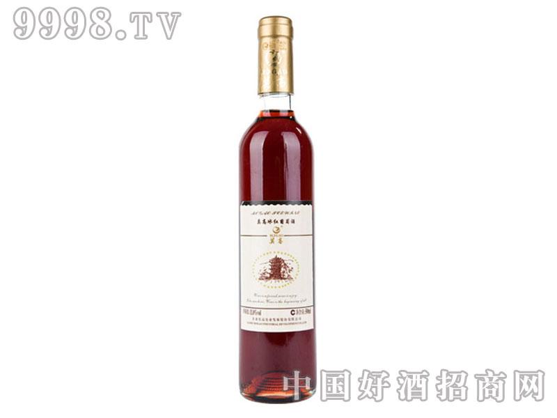 莫高500ml冰红葡萄酒