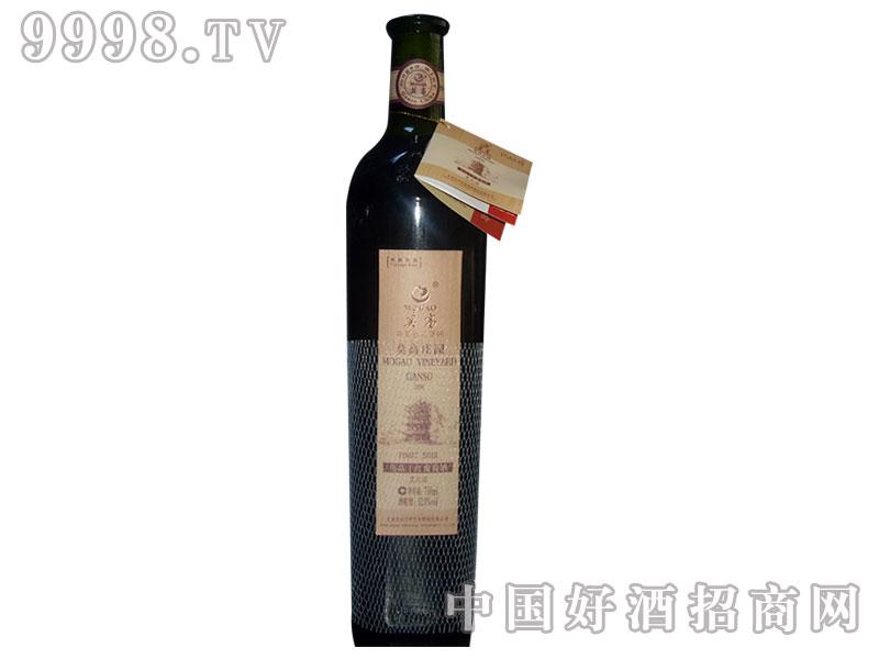 莫高2000黑比诺干红葡萄酒