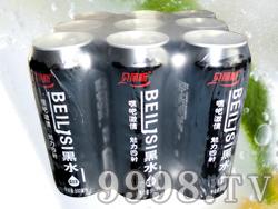 贝丽斯黑水9罐500ml
