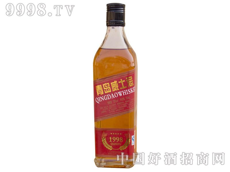 青岛威士忌500ml