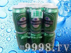 青啤之家特纯熟啤酒320ml×6