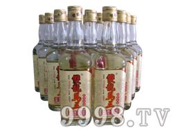 双龙马三高粱窖酒50度450mlx12